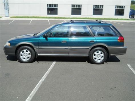 1997 subaru outback legacy buy used 1997 subaru legacy outback limited wagon 4 door 2