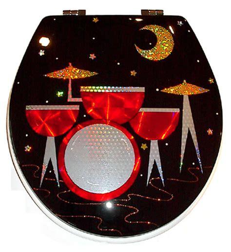 drum set bathroom drum set black toilet seat standard free shipping today