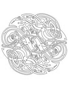 celtic coloring pages celtic mandala coloring pages coloring home