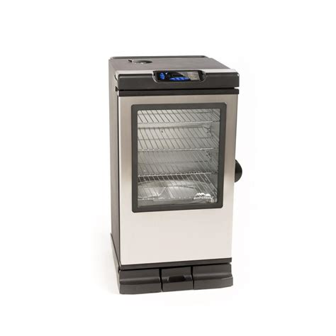 masterbuilt 30 in bluetooth smart digital electric smoker