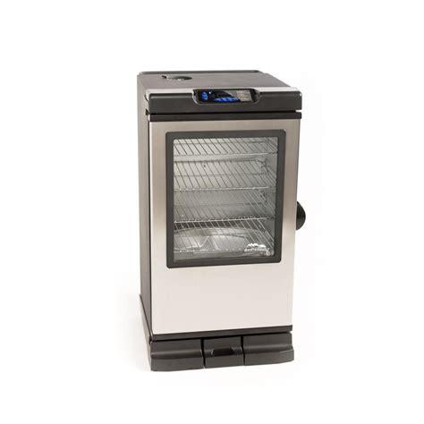 masterbuilt 30 in bluetooth smart digital electric smoker