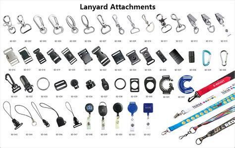 lanyard attachments  guide  lanyard attachments