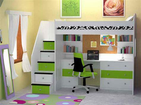 bedroom loft bed with desk underneath plans bunk beds