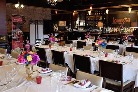 bridal shower ideas at a restaurant bridal shower set up october 2016 picture of indian restaurant wine bar toronto