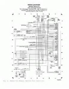 pdf ebook wiring diagrams 1993 volkswagen passat