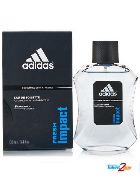 Parfum Adidas Fresh Impact adidas fresh impact 100 ml edu de toilette adfre01