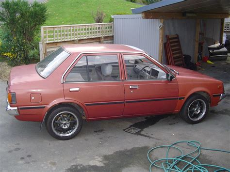 nissan datsun 1983 jasongroves 1983 nissan sunny specs photos modification