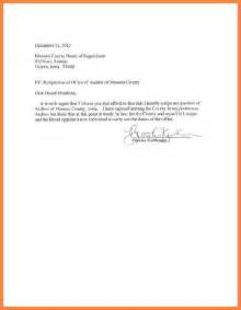 5 effective immediately resignation letter exles