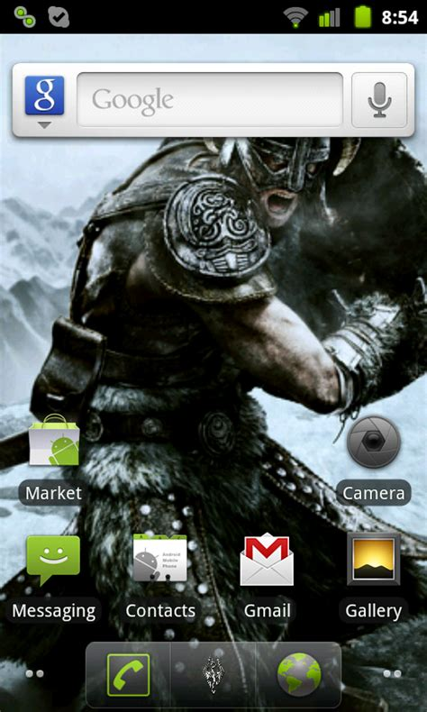 like skyrim for android skyrim dock icon for android by soapgoat on deviantart