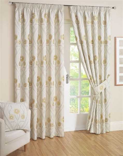 ready made curtain panels montrose ready made curtains cream free uk delivery