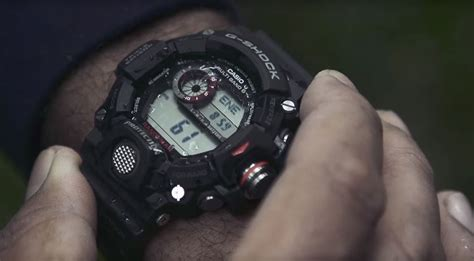 Casio G Shock Rangeman casio g shock rangeman gw 9400 world review