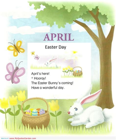 easter quotes cute april quotes quotesgram