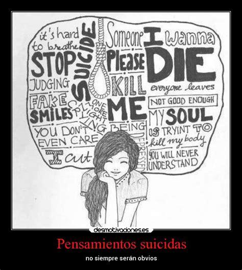 Imagenes De Pensamientos Suicidas | pensamientos suicidas desmotivaciones