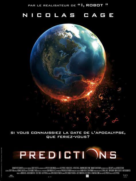 film nicolas cage prediction pr 233 dictions film 2009 allocin 233