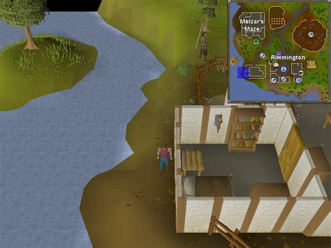 old school runescape treasure trails guide map clue solution chemist house