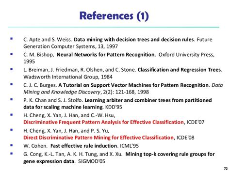 pattern classification r o duda pdf data mining concepts and techniques chapter 8