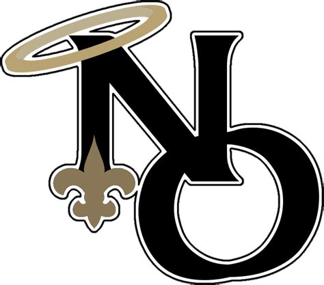 new orleans saints alt logo by djray1985 on deviantart