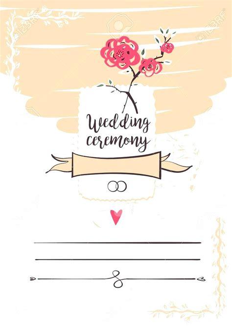 Wedding Ceremony Logo by Wedding Card Logo Chatterzoom