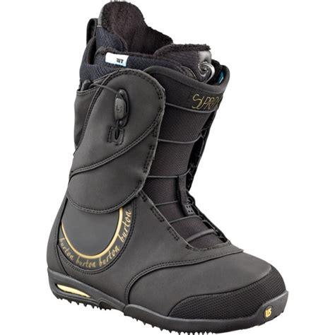 burton supreme burton supreme snowboard boots s demo 2012 evo