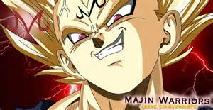 majin warriors vegeta the prince of darkness by yazuda