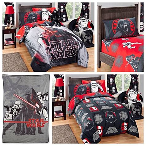 star wars bed in a bag twin disney star wars 5 piece kids bed in a bag and 50 similar