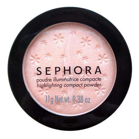 Sephora Compact Powder sephora highlighting compact powder pink glambot