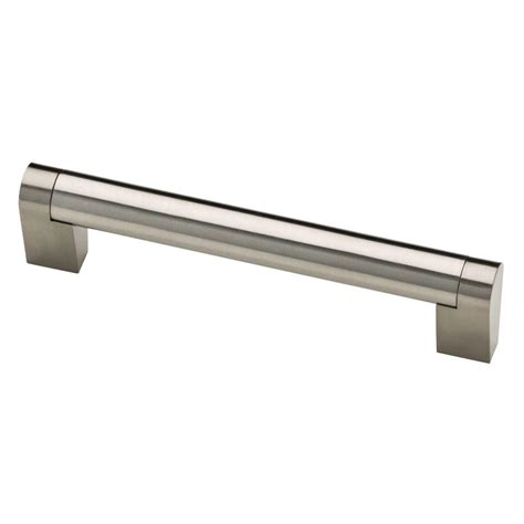 liberty hardware cabinet pulls liberty stratford 5 1 16 in 128mm stainless steel bar
