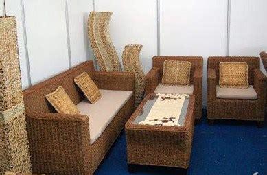 Kursi Rotan Oval desain model kursi rotan minimalis ruang tamu rumah