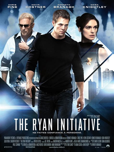 film action seru 2014 the ryan initiative film 2014 allocin 233