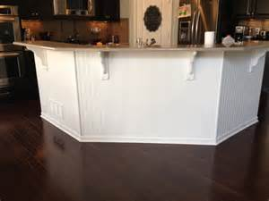 Wainscoting Kitchen Island by Bead Board Kitchen Island Kitchen