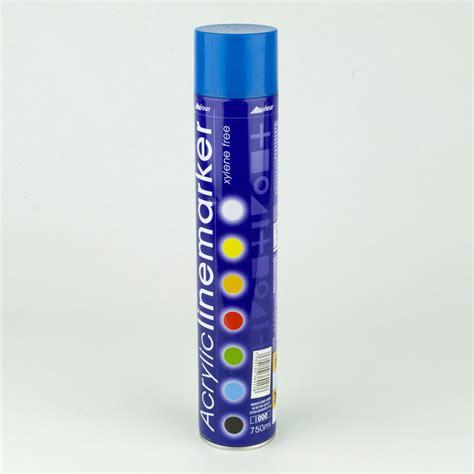xylene acrylic paint acrylic line marker paint 12x 750ml cans permanent