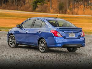Nissan Vers 2016 Nissan Versa Price Photos Reviews Features