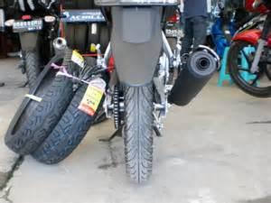 Sepeda Statis Rider Tl 8218 ban tubeless april 2016
