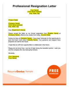 7 Reasons To Write Real Letters by Resignation Letter Sles Free Downloadable Letters