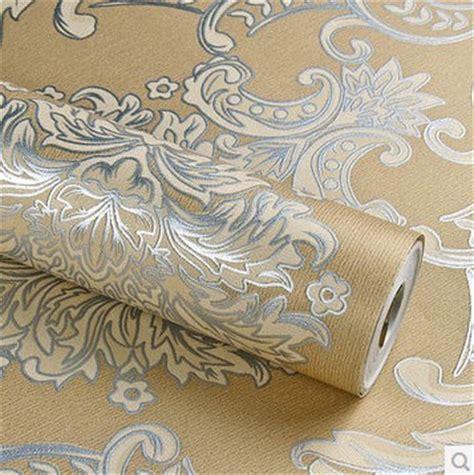 damask bedroom wallpaper popular damask wallpaper brown buy cheap damask wallpaper brown lots from china damask