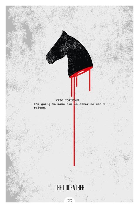 movie quotes modern new minimalist movie posters with iconic quotes my