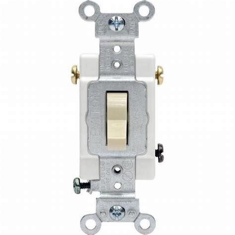 15 single pole light switch agri sales inc