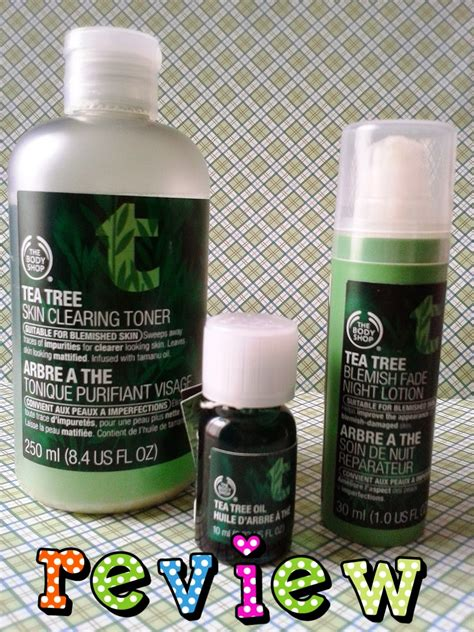 Harga The Shop Di Counter review the shop tea tree blemish fade lotion