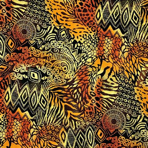 african pattern ideas african inspired animal skin with tribal print animal