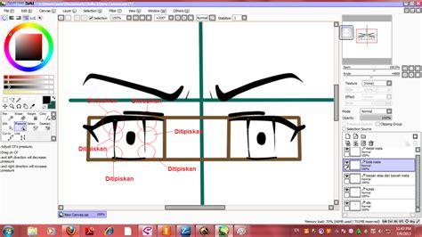 cara membuat paint tool sai version unyusigners cara membuat mata anime di paint tool sai