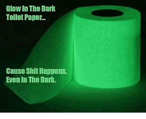How To Make Glow In The Toilet Paper - 25 best memes about glow in the toilet paper glow