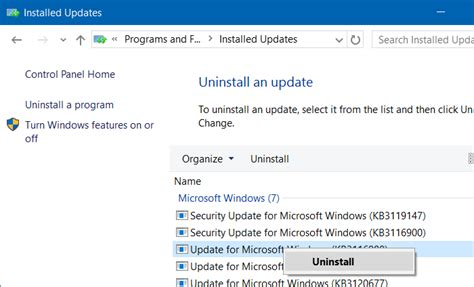how to disable windows 10 upgrade how to uninstall an update in windows 10