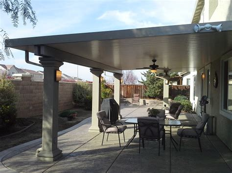 Patio Cover Design Ideas Solid Patio Covers Bright Ideas Design Center