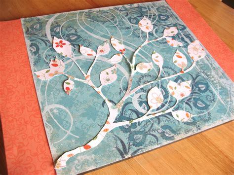 Can You Use Any Paper For Decoupage - grow creative modge podge canvas tutorial