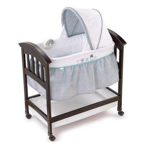 walmart cribs for babies summer infant classic comfort wood bassinet turtle tale
