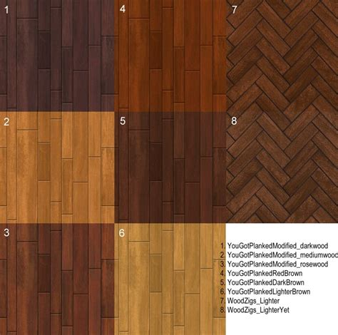 Sims 3 Floor by Mod The Sims Apartment Wood Floors Redone D
