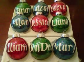 ornaments to personalize personalized ornament 5