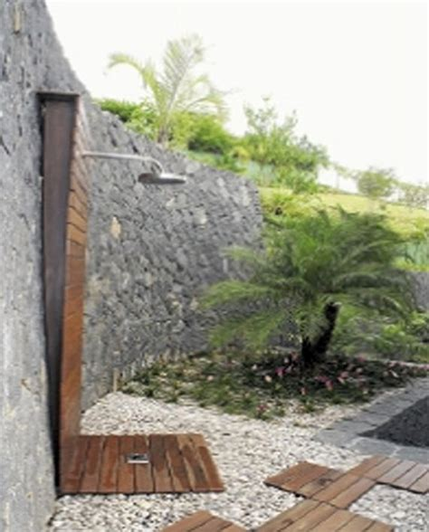 Outdoor Shower Drainage by Outdoor Shower Drainage Pictures To Pin On Pinsdaddy