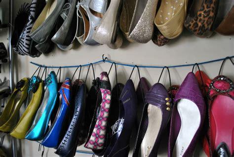 shoe hanger diy the diy shoe hangers