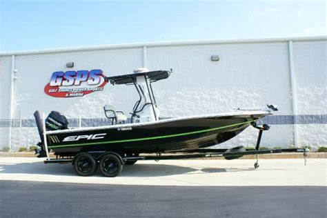 epic bay boats 25sc 2015 epic 25sc gulf shores al for sale 36542 iboats